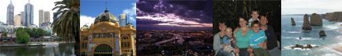 Melbourne-Index