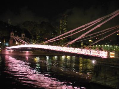 Singapore-Nacht