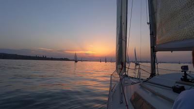 Altnau_Sonnenuntergang