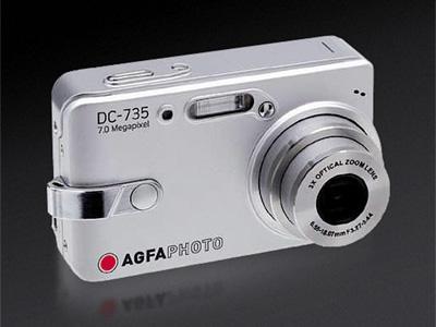 Marken-Digitalkamera AGFAPHOTO DC-735