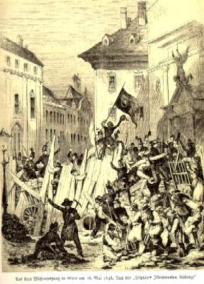 wiener studentenaufstand 1848