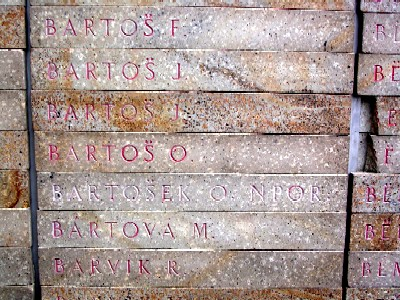 names of killed czech soldiers