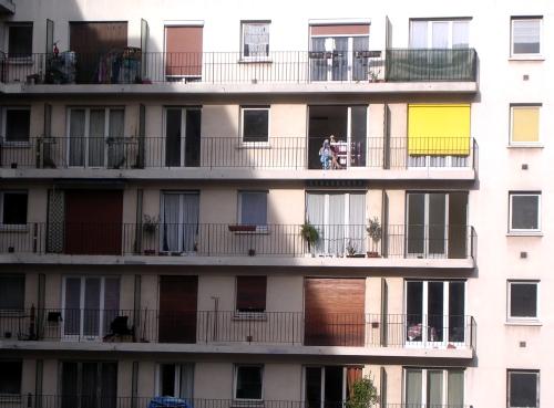 residence esterelle, innenhof