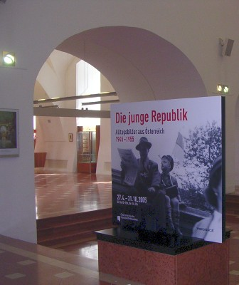 exhibition in the austrian national library