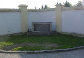 denkmal der gefallenen sowjetsoldaten, friedhof poysdorf