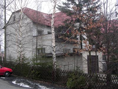 house of s. freuds birth in pribor