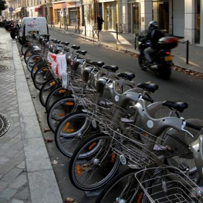 pariser radangebot: seit frühjahr 2007