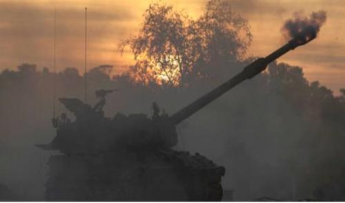 121121_IDF_Artillerie
