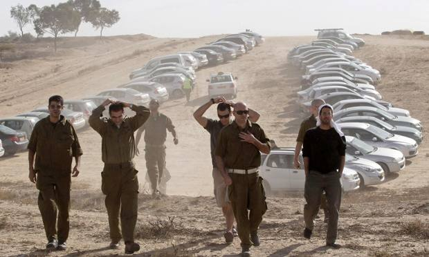 121216_IDF_Reservistensammelpunkt