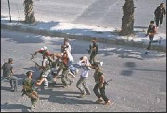 Aleppo-Gefangennahme