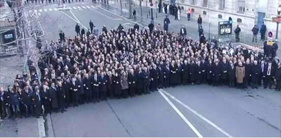 Gruppenfoto-paris