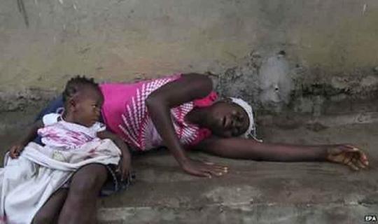 Mutter-Kind-liberia