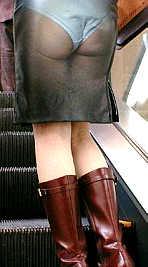 durchsichtige röcke in japan