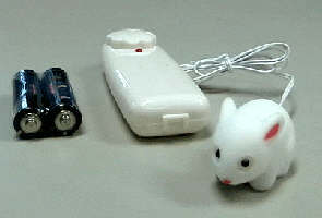 japanese love toy small rabbit
