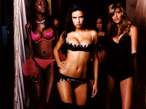 victorias secret fashion show 2003