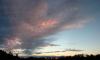 Abendhimmel Albisreute