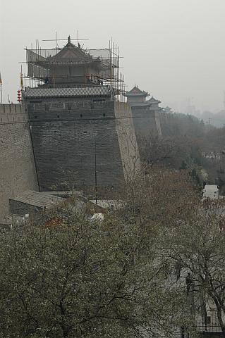 Teil der Stadtmauer