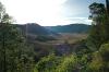 Entering the Tengger caldera on a beautiful morning