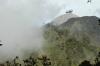 Semeru eruption 7th June 2004 at 12:58