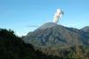 Semeru eruption June 9th 2004 at 07:39