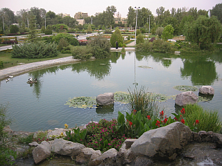 Park in Esfahan