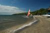 Beach between Probolinggo and Situbondo