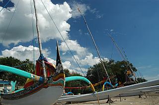 Javanese boats