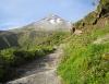Aufstieg Mount Taranaki 6.2.2005