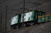 Toco-Bahn neu gestrichen