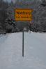 Waldburg Ortseingang