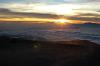 Sunrise on Semeru