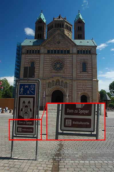 Weltkulturerbe Dom zu Speyer