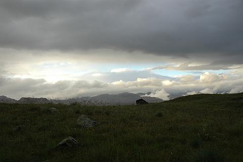 Höhenfeuer am 1. August in Graubünden