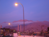 Sunset in Tocopilla