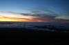 Taranaki in der Morgendämmerung