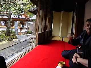 Im Teehaus