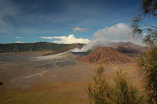 View over Tengger