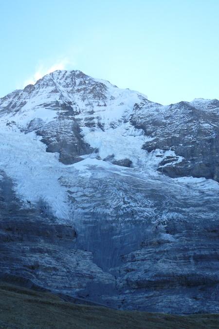 Eiger-Nordwand-Eigergletscher