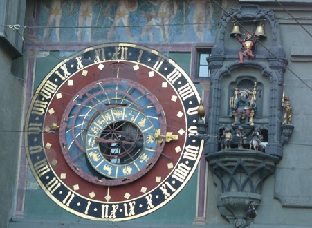 Zytglogge-Glockenspiel