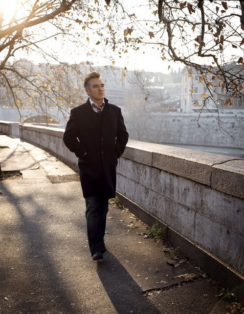 Morrissey in Rom