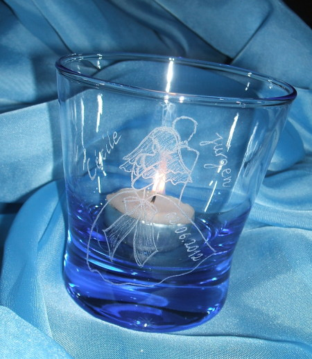 KerzenglasHochzeit