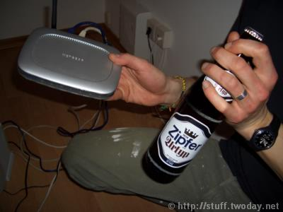 router_ansatz