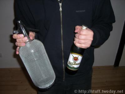Sodaflasche