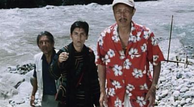 Masahiro Motoki, Renji Ishibashi, Mako