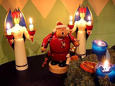 weihnachtlicher Familienzuwachs