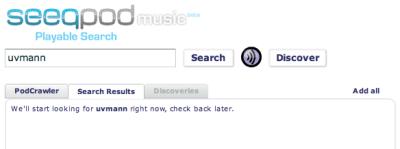 Doch doch, ist super das Ding, aber uvmann scheinbar kein beliebter Songtitel. ;o)