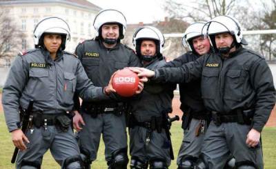 Den-Ball-beschuetzen