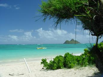 Hawaii-Traumstrand