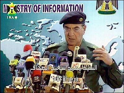 informationsminister