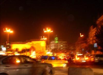 Verkehr in Bab Tuma